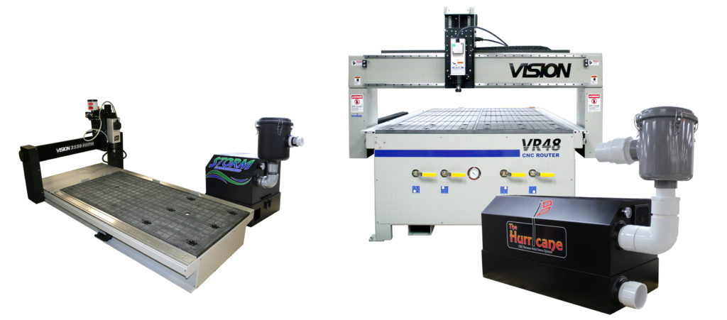 Vision Offers Black Box Single Phase Vacuum Systems For